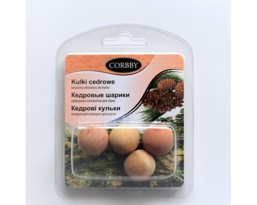Corbby кедровые шарики