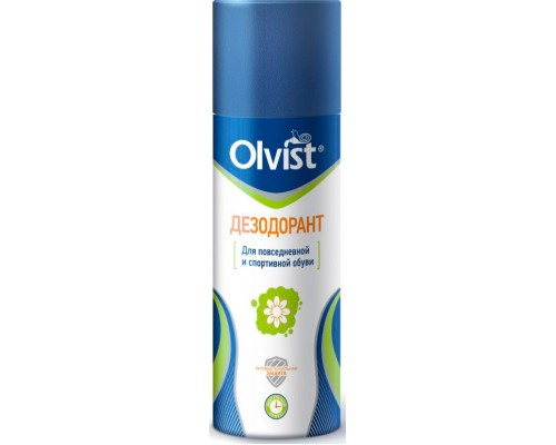 Olvist дезодорант антибактериальный 150 мл