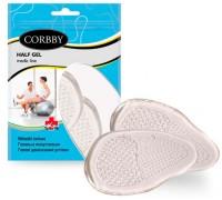 Corbby гелевые полустельки HALF GEL