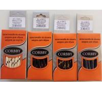 Corbby шнурки круглые, трекинговые 150 см