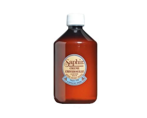 Saphir очиститель-бальзам Creme UNIVERSELLE, 500 мл
