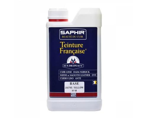 Saphir краситель универсальный Teinture Francaise, канистра 1000 мл