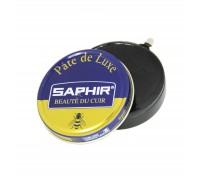 Saphir крем для гладкой кожи Pate de luxe, 50 мл, железная банка
