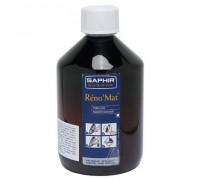 Очиститель для гладкой кожи Saphir Reno Mat, 500 мл