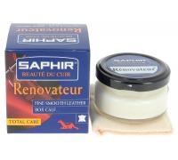 Saphir бальзам для всех видов гладкой кожи Renovateur, 50 мл